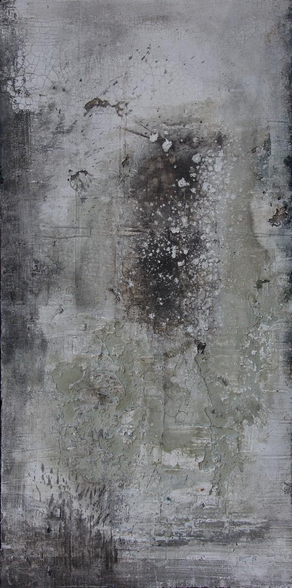 Fresko/Intonaco_ Sumpfkalk_Pigmente_Silikatkreide_Schiefermehl_Sand_Bauplatte_120 x 60 cm